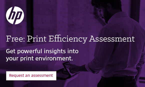 HP Print assessment ad ad