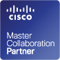 Cisco Master Collaboration logo